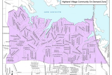 DCTA to launch new transit services in Highland Village