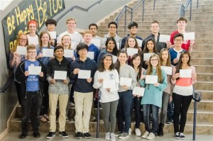 FMHS National Merit Finalists 16