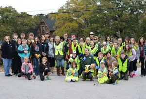 Keep Argyle Beautiful members and volunteers participate in many events throughout the year.