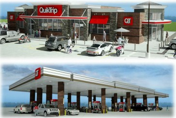 Work begins on future QT at FM 2499 and Waketon