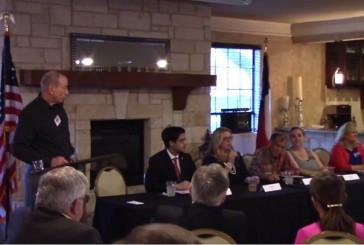 Area candidates speak at public forum