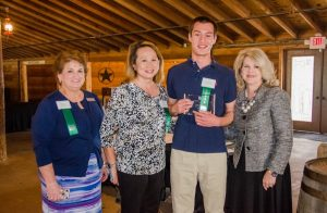 Marcus High School senior Matt Beischer, was named the April Student of the Month.