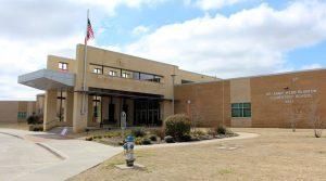 Blanton Elementary School in Lantana.