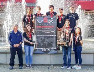 FMHS Robotics Team