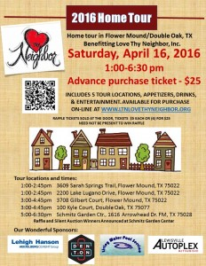 Love Thy Neighbor Home Tour 2016_home_tour Flyer