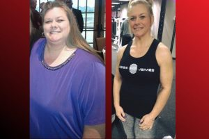 Vicki Johnson, Before and After