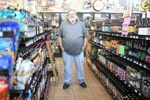 Joseph Hendrix has turned the Whip In convenience store in Flower Mound into a craft beer emporium. (Photo by Foust Photography)