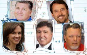 Argyle ISD candidates