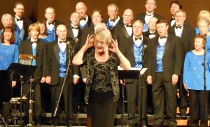 Mary McGuyer Voices of Flower Mound Choir Concert 005