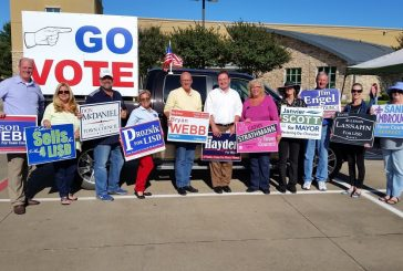 Area voters go to the polls Saturday