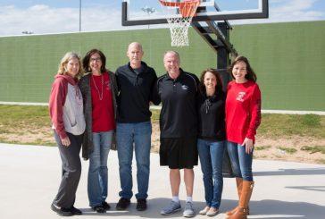 New basketball court honors Argyle teen