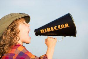 child director