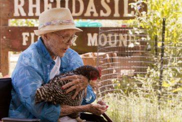 Flower Mound centenarian enjoying life on the farm