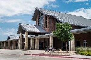 Flower Mound's  Community Activity Center. (Photo: Town of Flower Mound)