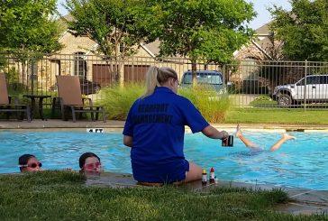 Lantana pool monitors on watch