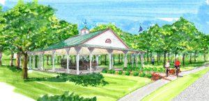 Belmont Ridge pavillion