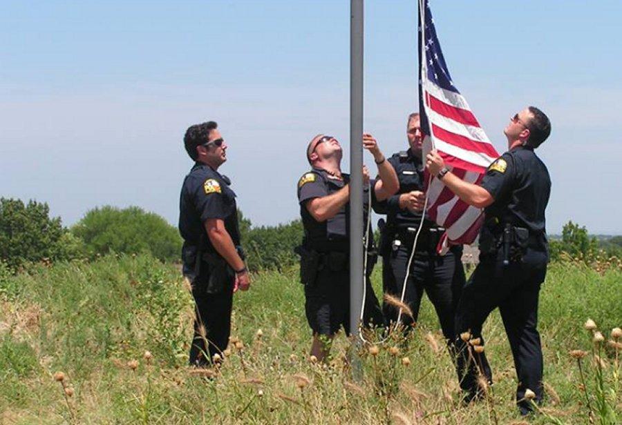 fmpd 7-8-16 flag
