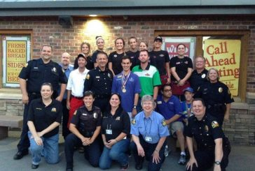 Tip a Cop Thursday at Texas Roadhouse to support Special Olympics