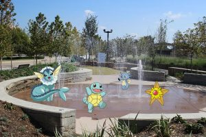 Wayne Ferguson Plaza in Lewisville will be the site of a Pokémon GO meetup. (Photo courtesy Christina Ulsh/The Lewisville Texan Journal)