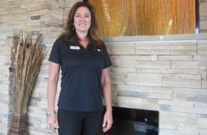 Flower Mound resident Beth Baltmanis opened her first Massage Green Spa in March 2015. (Photo by Mark Miller)