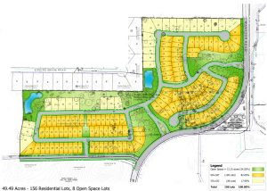 Bradford Park proposed site plan.