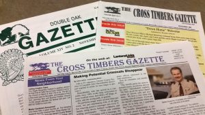 The Cross Timbers Gazette