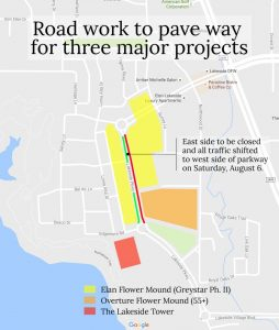 Lakeside Pkwy Construction-MAP 8-16