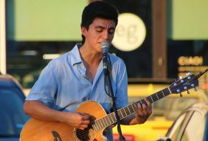 Sebastian Valenzuela will perform Friday, August 19, from 7-9 p.m. in the plaza at Lakeside DFW, 2417 Lakeside Parkway, Flower Mound.