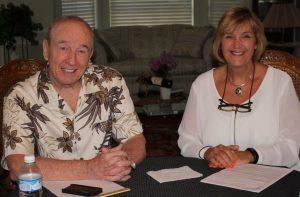 Bob Weir and Kathy O'Keefe (Photo & Video by Netsky Rodriguez)