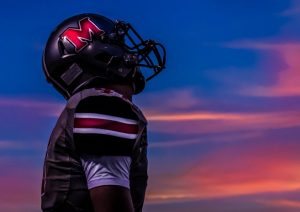 It's almost time to turn on the Friday Night Lights in southern Denton County, where talent abounds and goal line dreams do come true. (Photo by Michelle CC Photography)