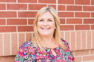 Carrie Becker, teacher, Lamar Middle School in Flower Mound