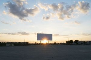 Coyote Drive-In will bring six outdoor screens, live music and 100 jobs to Lewisville. It's the first outdoor theater in Denton County in more than 30 years. (Photo by Christina Ulsh/Lewisville Texan Journal)