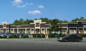 Crossroads Centre rendering