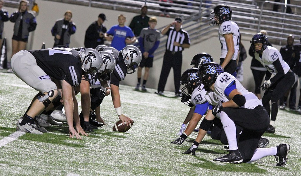 High School Football Playoff Scores Round 1 The Cross Timbers