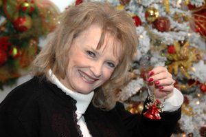 """Karolyn Grimes is the actress who played the memorable Zuzu Bailey in """"It's a Wonderful Life."""""""