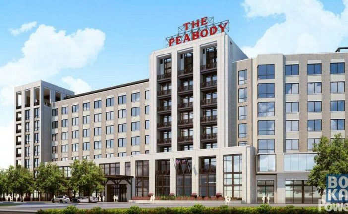 Plans approved for Peabody Hotel in Roanoke