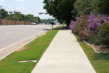 Flower Mound encourages residents to spruce-up sidewalks