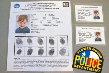 FMPD offering free digital child ID kits