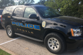 Argyle donates police vehicle to Dawson PD