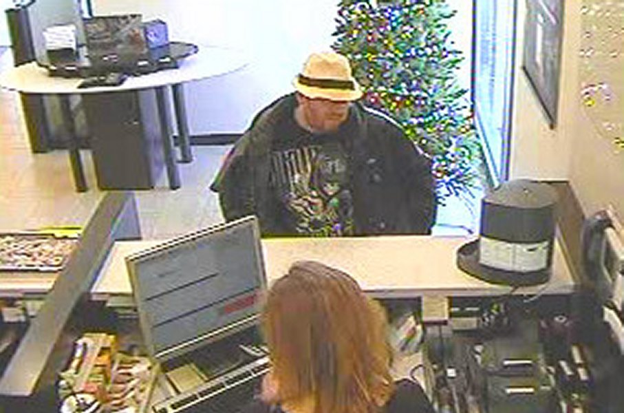 b1a9893d6d7 Flower Mound Police are looking for a bank robbery suspect that struck on  Saturday afternoon.