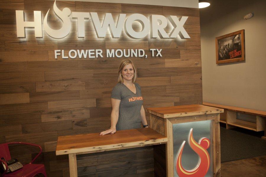 HOTWORX helps tone up, detox and burn massive calories - Cross