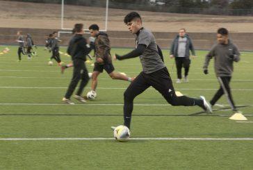 Area soccer teams share big goals
