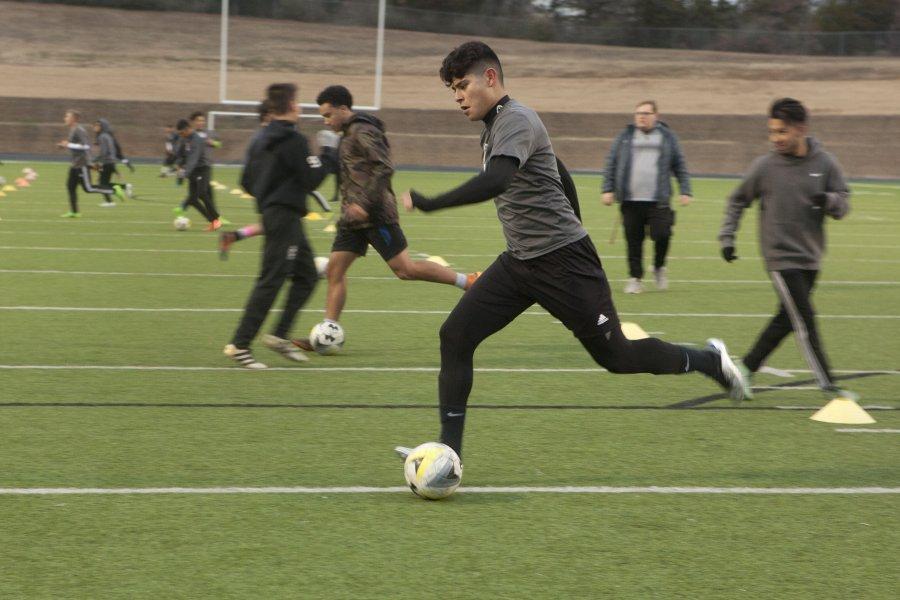Area soccer teams share big goals - Cross Timbers Gazette