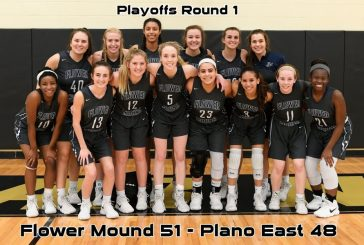 Lady Jags hold off Plano East for playoff win