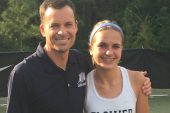 Flower Mound track coach wins marathon