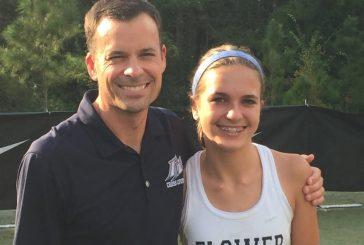 Flower Mound track coach wins marathon