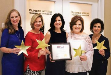 Flower Mound Chamber receives 4-star accreditation