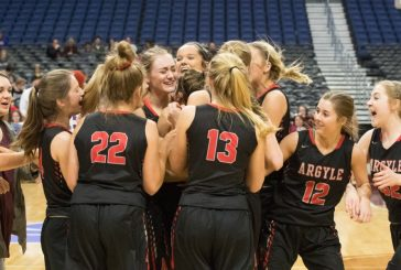 Lady Eagles win state semifinal