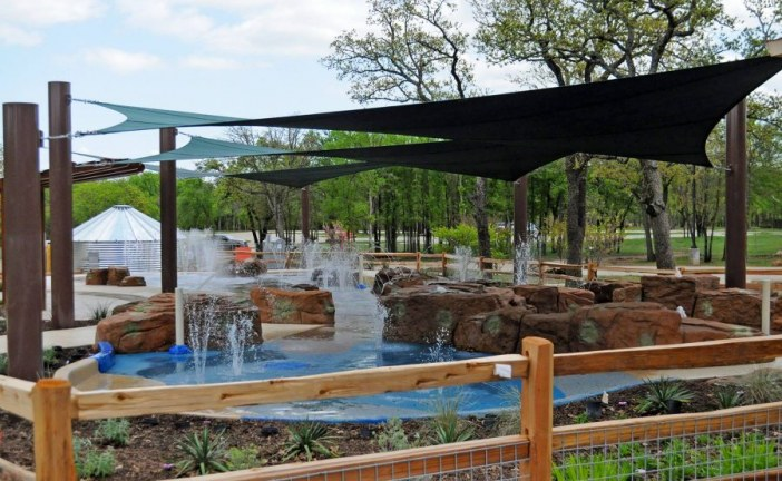 Flower Mound splash pad repaired, re-opened