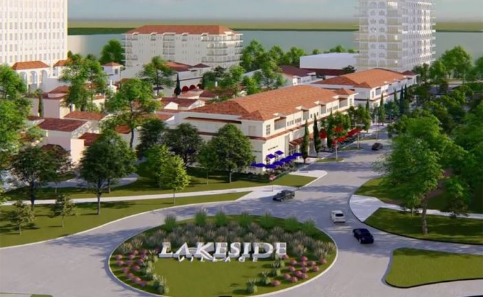 Lakeside Village secures $41 million construction loan